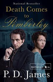 Cover art for DEATH COMES TO PEMBERLEY