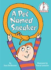 Book Cover for A PET NAMED SNEAKER