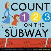 COUNT ON THE SUBWAY by Paul Dubois Jacobs