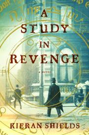 Book Cover for A STUDY IN REVENGE