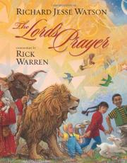 Book Cover for THE LORD'S PRAYER