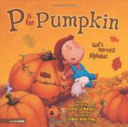 Cover art for P IS FOR PUMPKIN