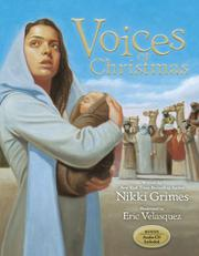 VOICES OF CHRISTMAS by Nikki Grimes