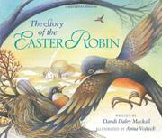 Cover art for THE STORY OF THE EASTER ROBIN
