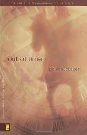 OUT OF TIME by Paul McCusker