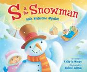 Book Cover for S IS FOR SNOWMAN