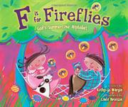 Cover art for F IS FOR FIREFLIES