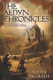 CHOSEN ONES by Alister McGrath