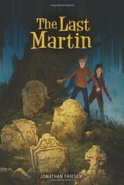 Cover art for THE LAST MARTIN