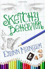 Book Cover for SKETCHY BEHAVIOR