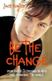 Book Cover for BE THE CHANGE