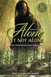 Book Cover for ALONE YET NOT ALONE