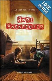 ANDI UNEXPECTED by Amanda Flower