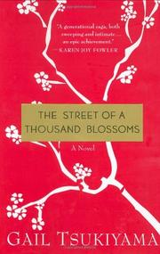 Cover art for THE STREET OF A THOUSAND BLOSSOMS