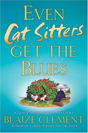 Cover art for EVEN CAT SITTERS GET THE BLUES