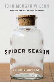 Cover art for SPIDER SEASON