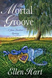 Book Cover for THE MORTAL GROOVE