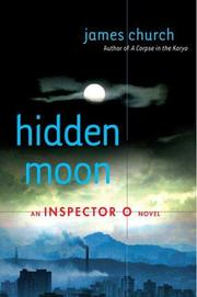 Book Cover for HIDDEN MOON