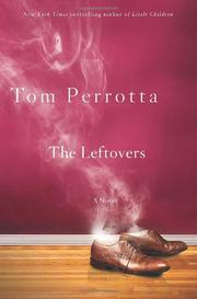 Cover art for THE LEFTOVERS