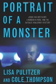 Cover art for PORTRAIT OF A MONSTER