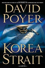 KOREA STRAIT by David Poyer