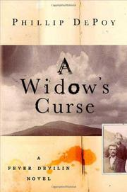 A WIDOW'S CURSE by Phillip DePoy