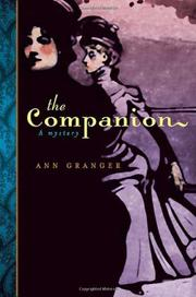 Cover art for THE COMPANION
