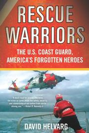 Cover art for RESCUE WARRIORS