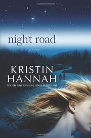 Cover art for NIGHT ROAD