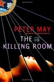 Cover art for THE KILLING ROOM
