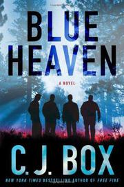Book Cover for BLUE HEAVEN