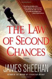 THE LAW OF SECOND CHANCES by James Sheehan