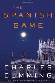 Book Cover for THE SPANISH GAME