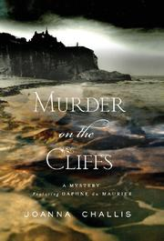 Cover art for MURDER ON THE CLIFFS