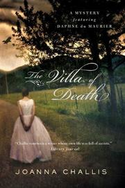 THE  VILLA OF DEATH by Joanna Challis