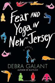 Book Cover for FEAR AND YOGA IN NEW JERSEY