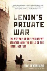Book Cover for LENIN'S PRIVATE WAR