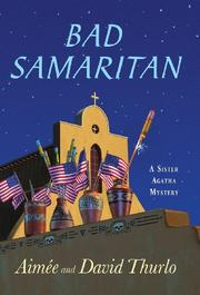 Book Cover for BAD SAMARITAN