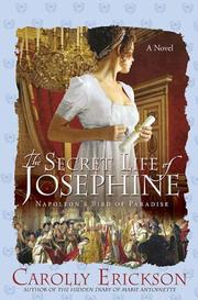 Book Cover for THE SECRET LIFE OF JOSEPHINE
