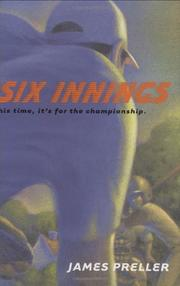 Cover art for SIX INNINGS