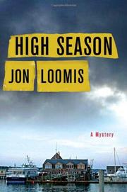 Cover art for HIGH SEASON