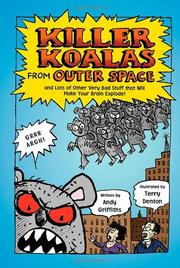 Cover art for KILLER KOALAS FROM OUTER SPACE