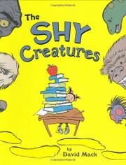 Book Cover for THE SHY CREATURES