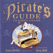 Cover art for A PIRATE'S GUIDE TO FIRST GRADE