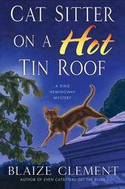 Cover art for CAT SITTER ON A HOT TIN ROOF
