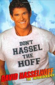 DON'T HASSEL THE HOFF by David Hasselhoff