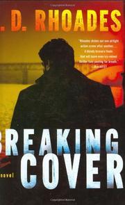 BREAKING COVER by J.D. Rhoades