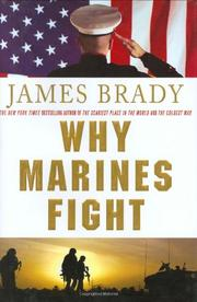 Cover art for WHY MARINES FIGHT