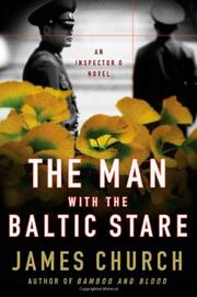 Cover art for THE MAN WITH THE BALTIC STARE