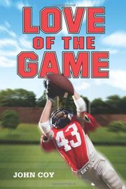 Book Cover for LOVE OF THE GAME